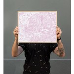 OMY NYC Coloring Map
