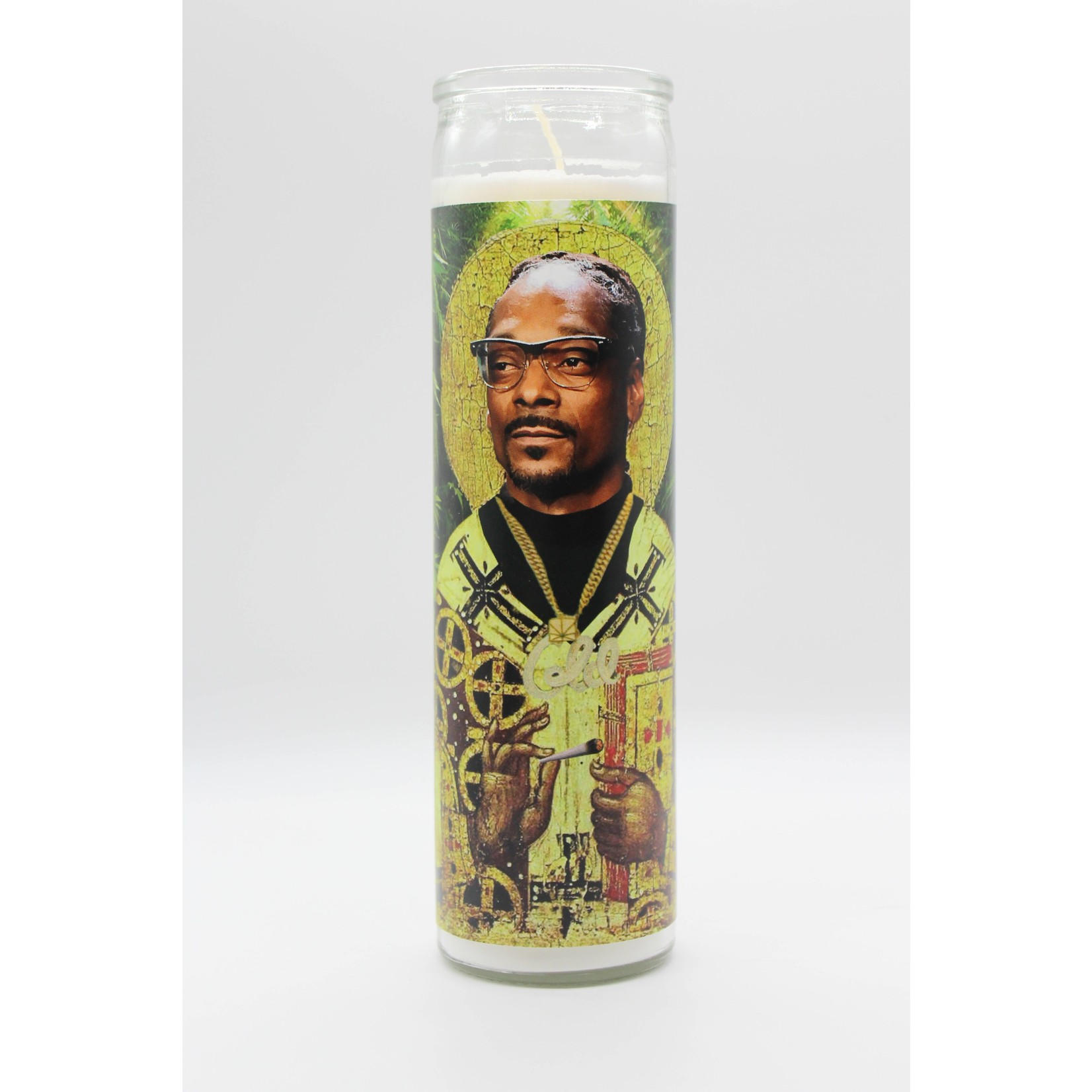 BobbyK Celebrity Saint Candle Collection