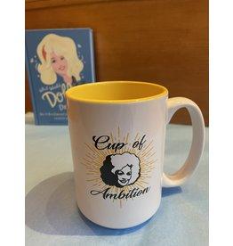 Exit9 Gift Emporium Dolly Ambition Mug