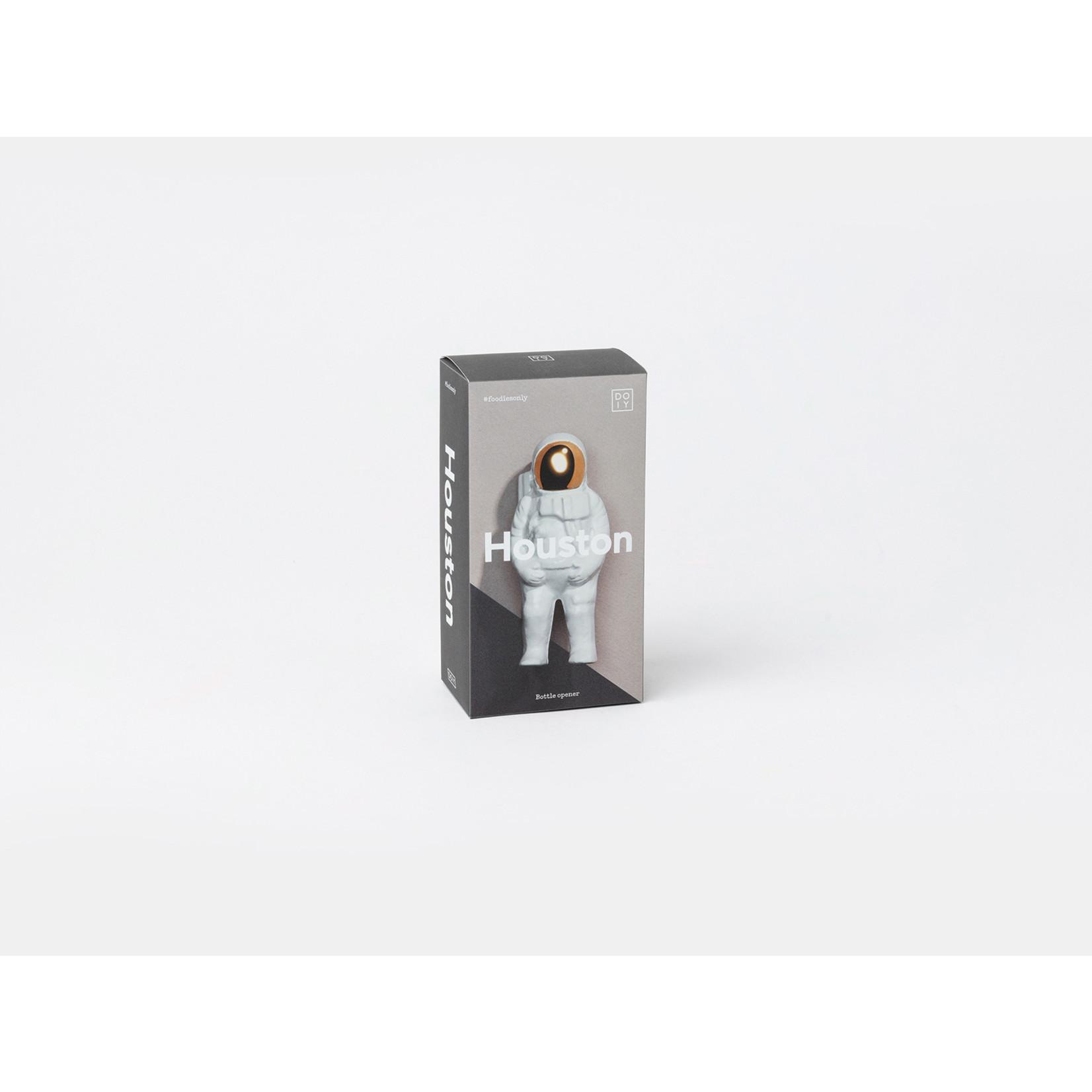 Houston Astronaut Bottle Opener