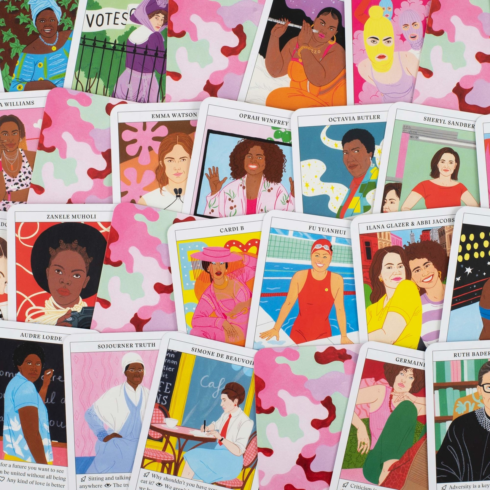 Chronicle Books Feminist Oracles