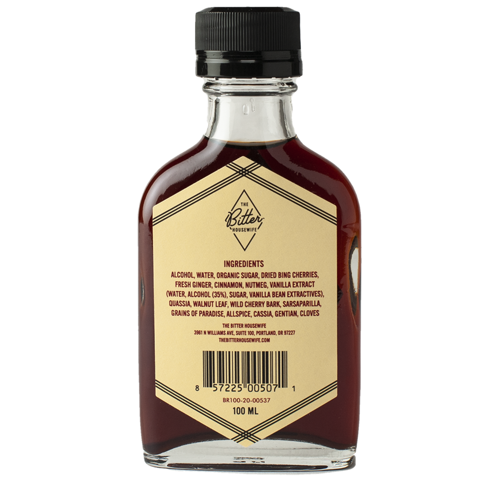 The Bitter Housewife Barrel Aged  Bitters