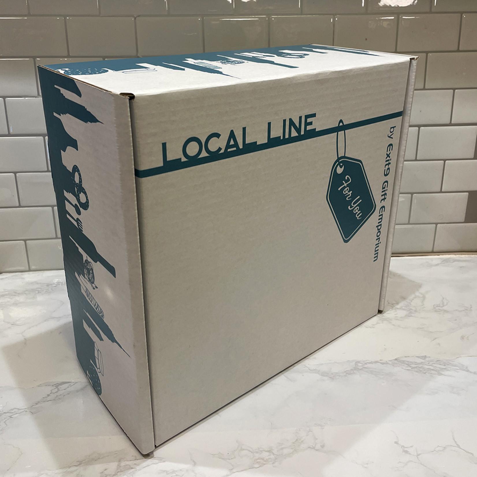 Exit9 Gift Emporium I Love New York State Box
