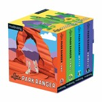 Little Park Ranger Board Book Set