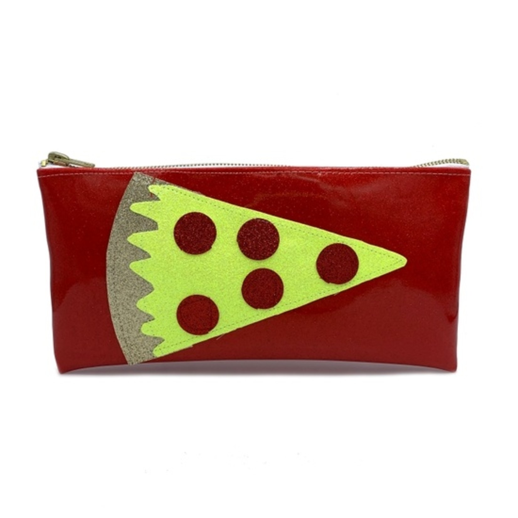 Julie Mollo Pizza Clutch!