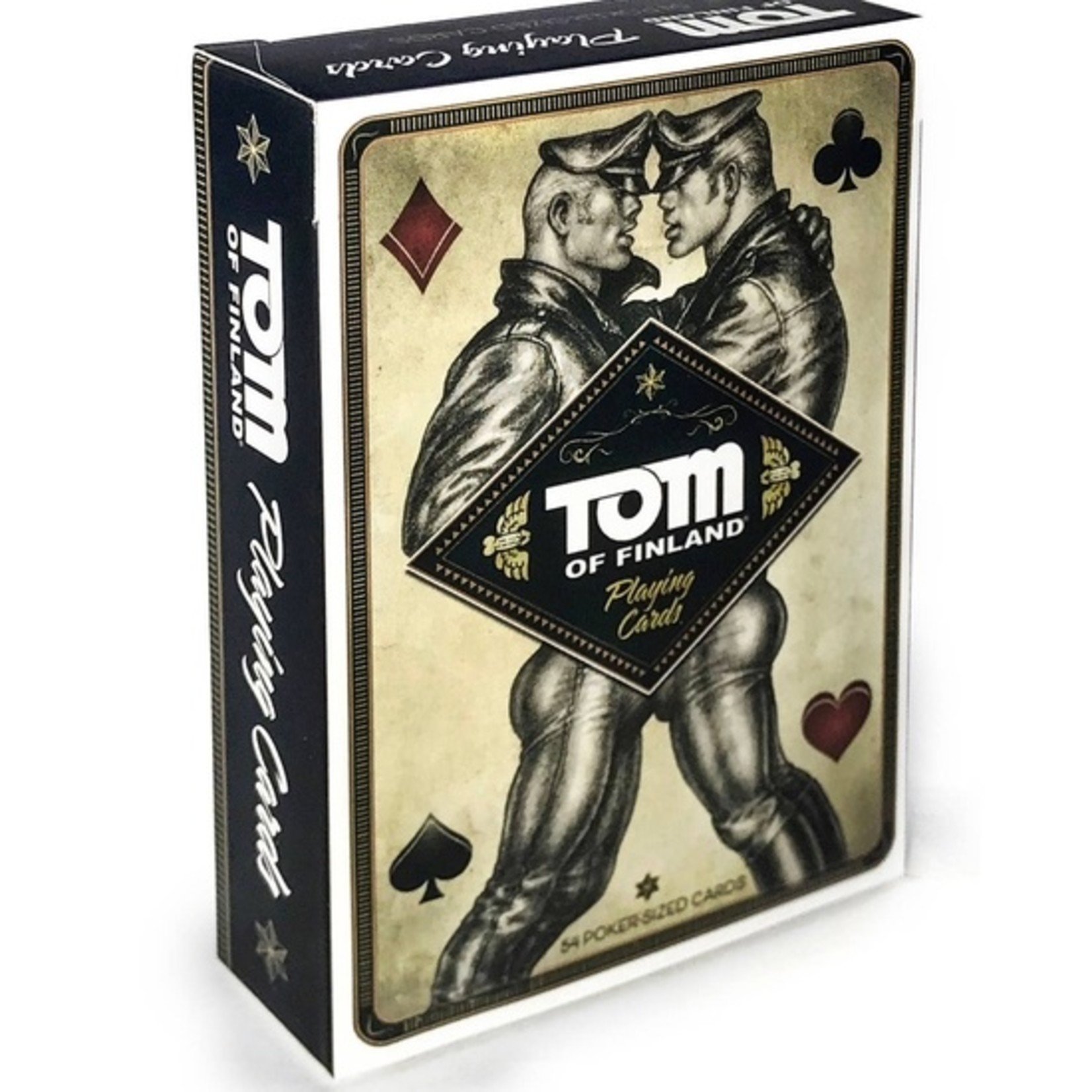 Tom of Finland Playing Cards