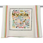 Catstudio New York State Tea Towel