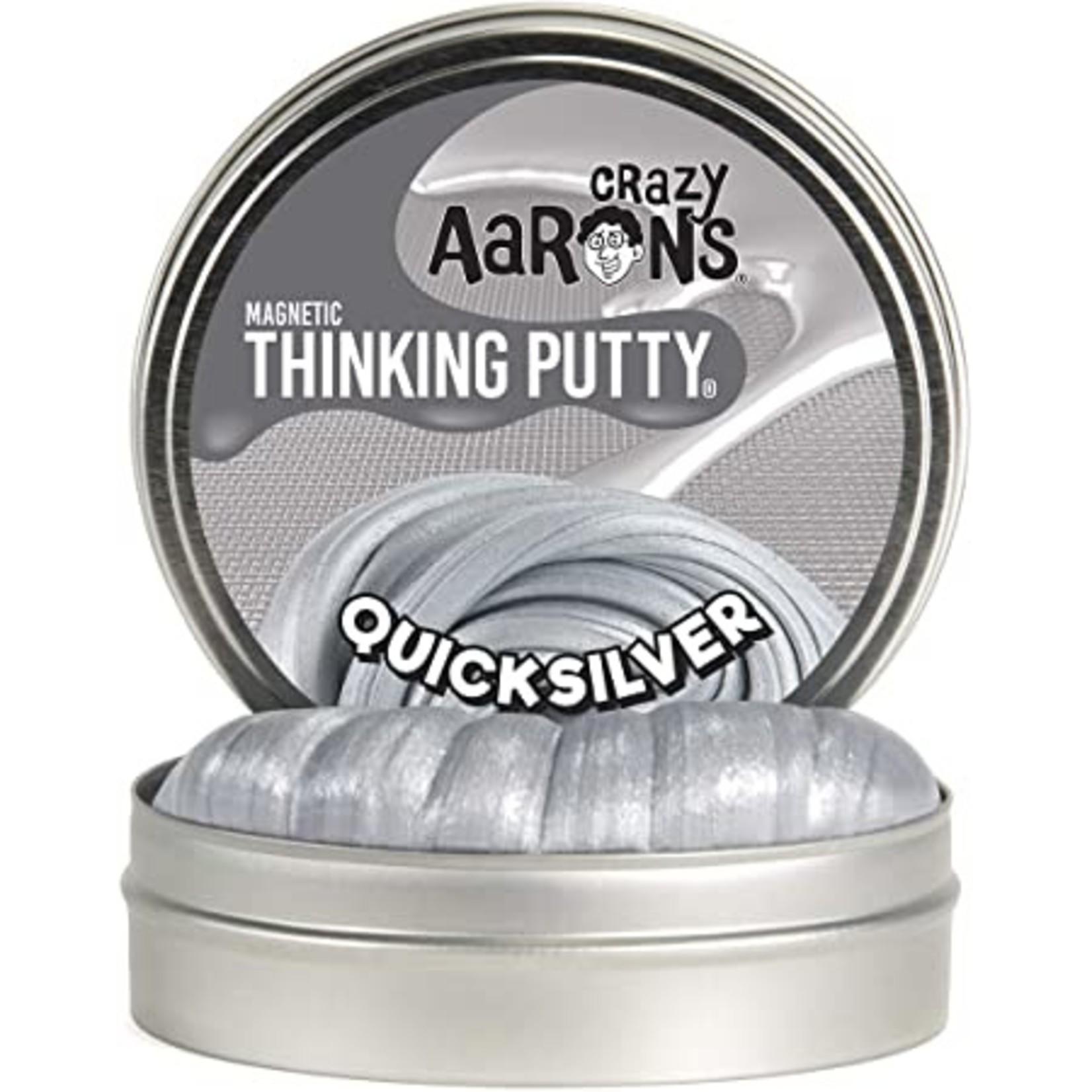 Crazy Aaron's Crazy Aaron's Quicksilver Thinking Putty