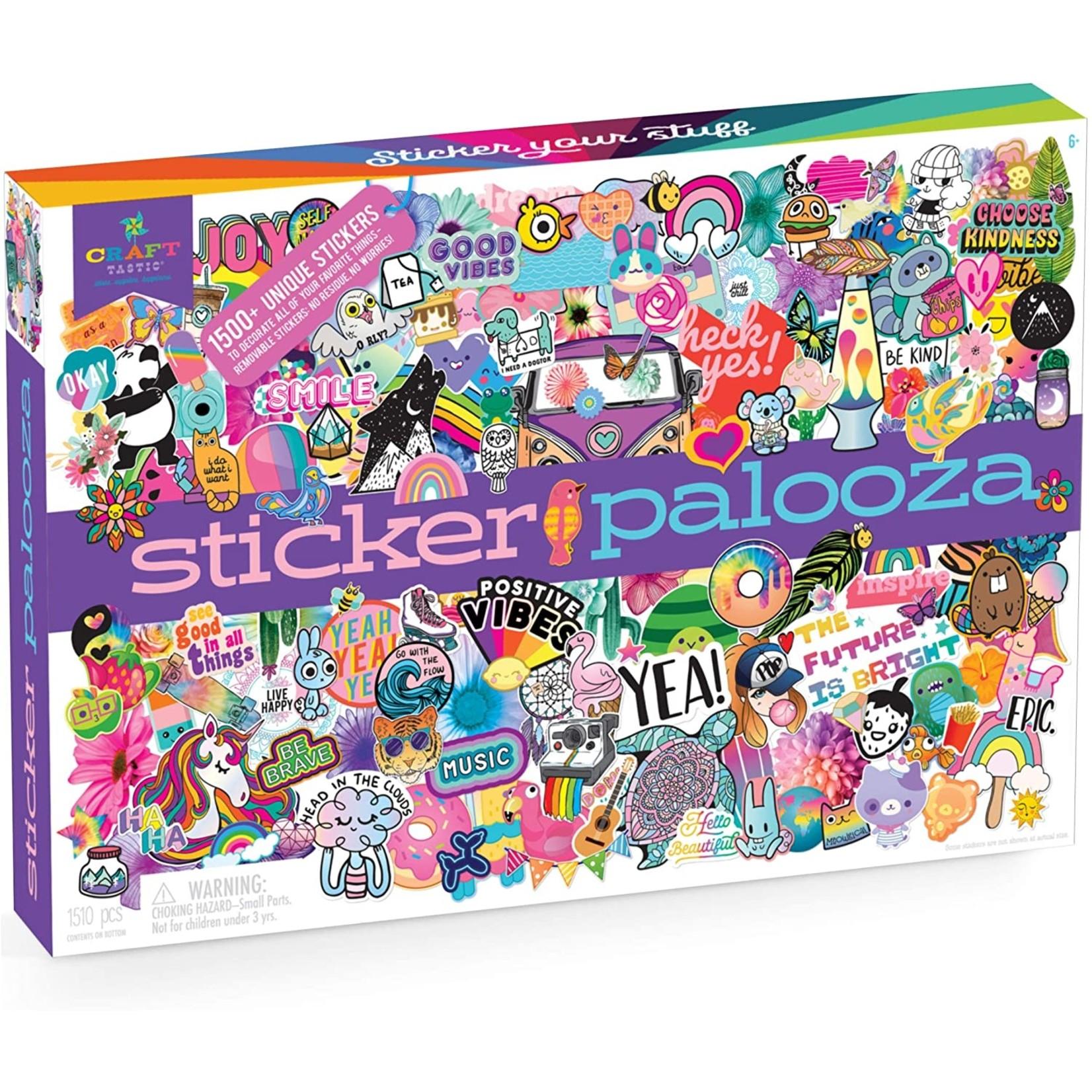 Sticker Palooza Kit