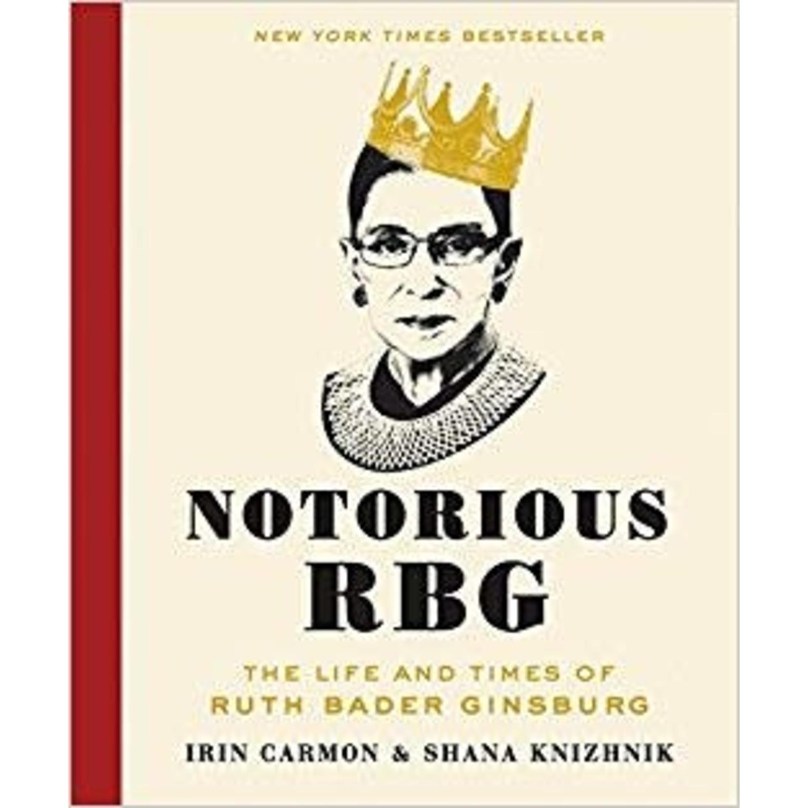 HarperCollins Notorious RBG