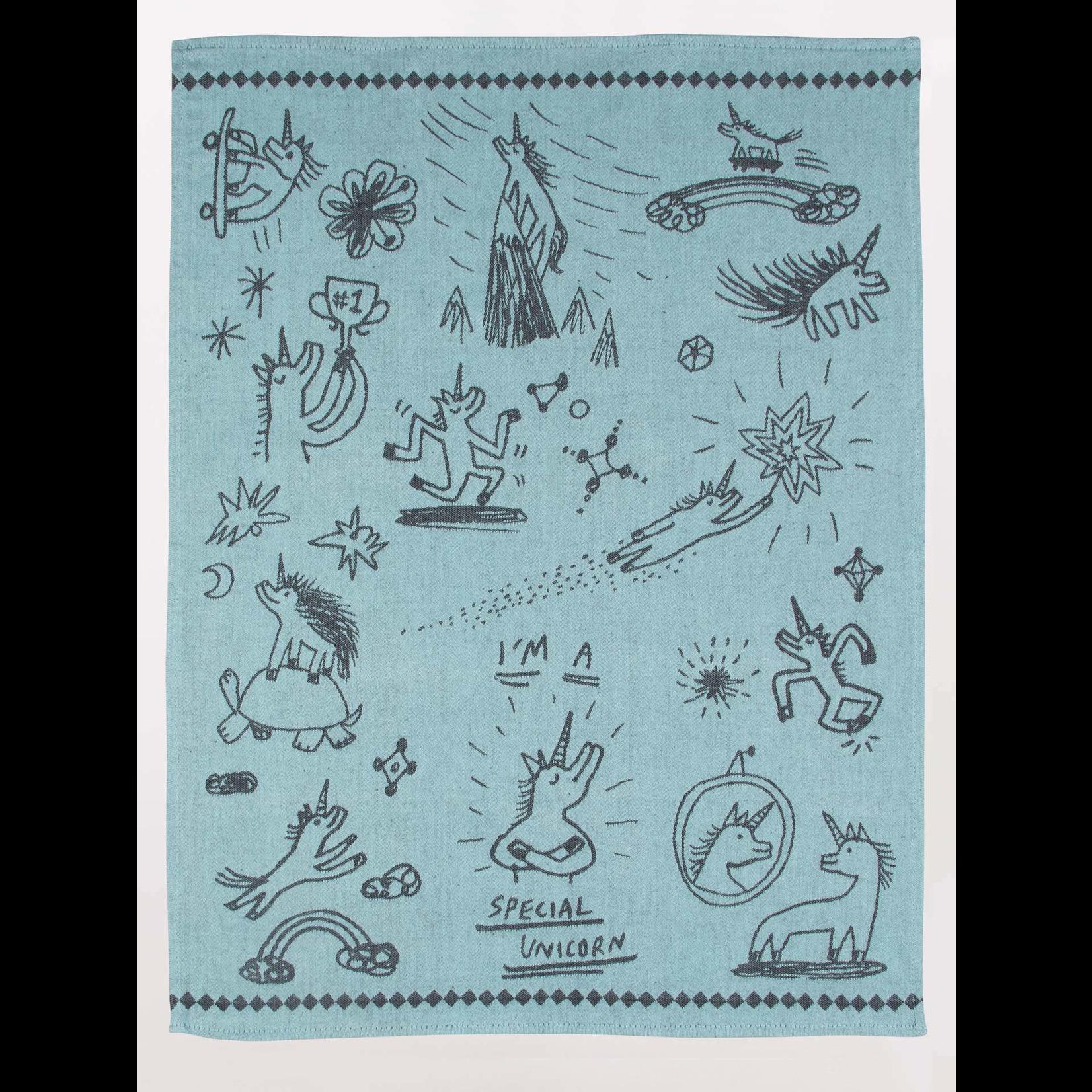 Blue Q A Special Unicorn Dish Towel