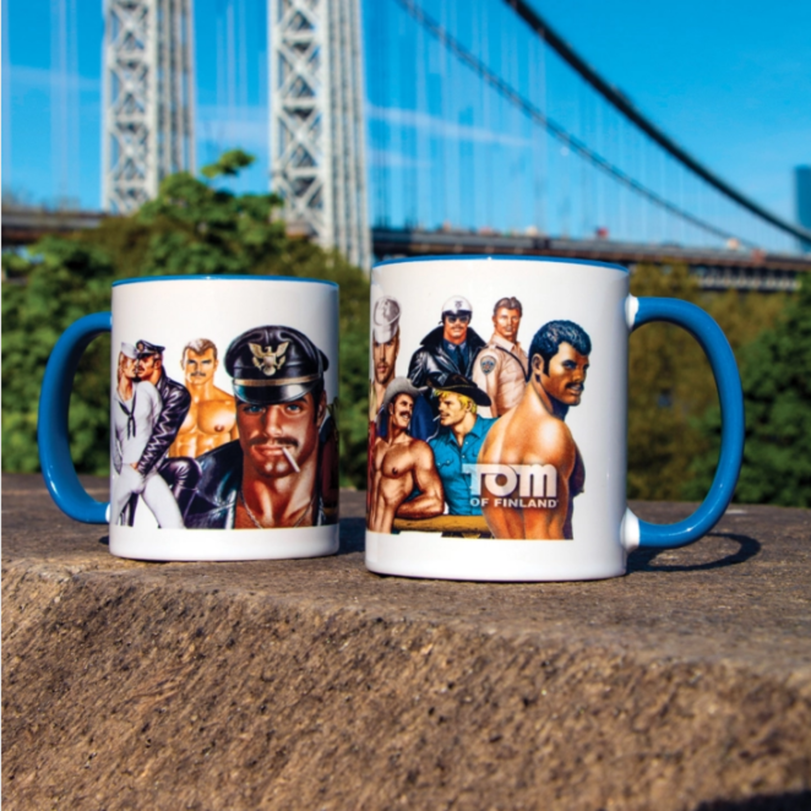 Tom Of Finland Tom of Finland Coffee Mug