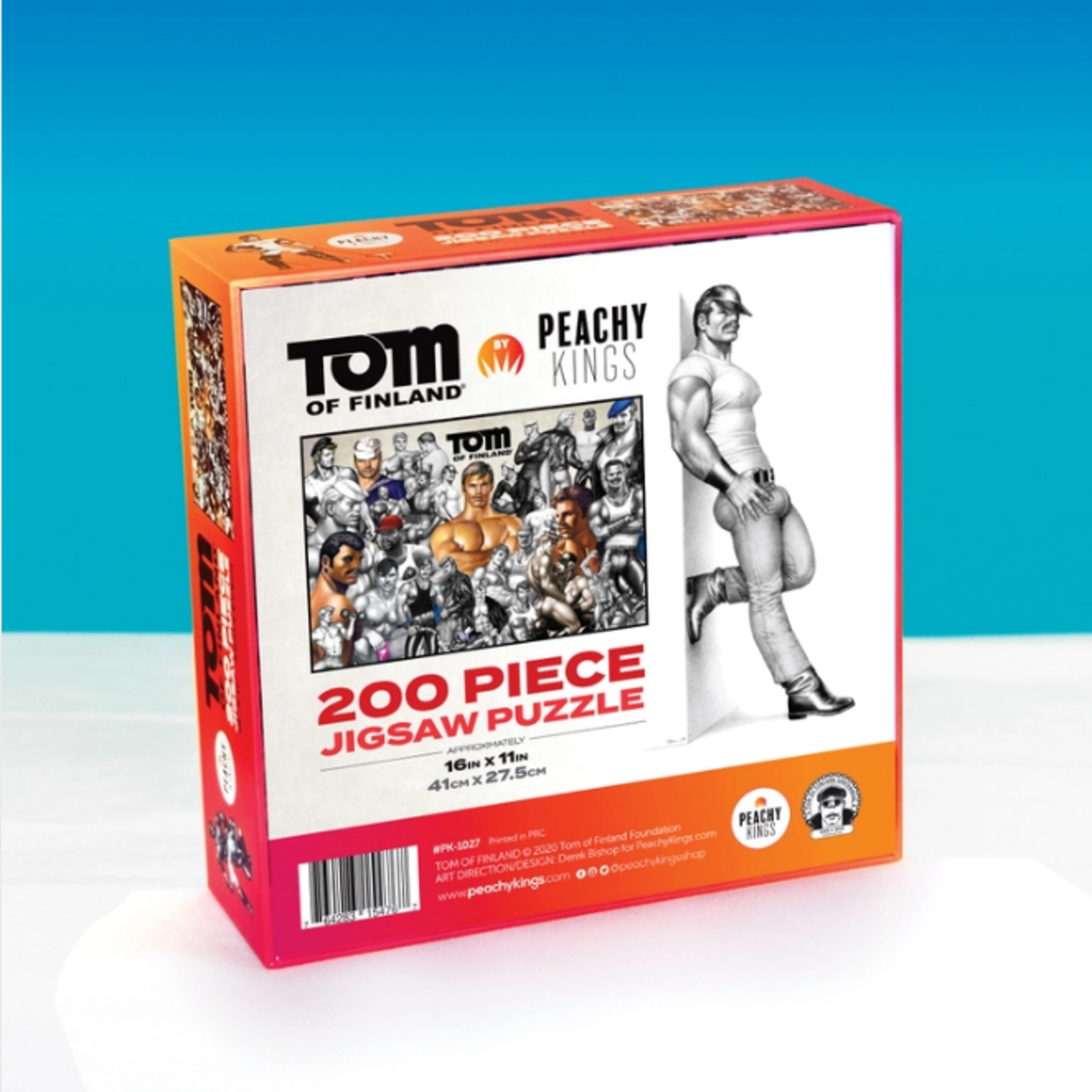 Tom Of Finland Tom of Finland Puzzle