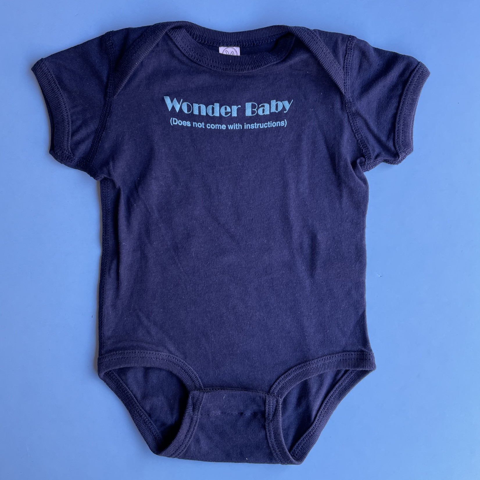 Exit9 Gift Emporium Wonder Baby Onesie