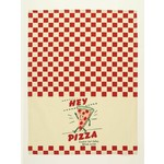 Blue Q Hey Pizza Dish Towel