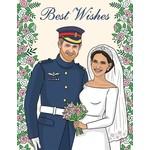 Wedding Card : Prince & Princess