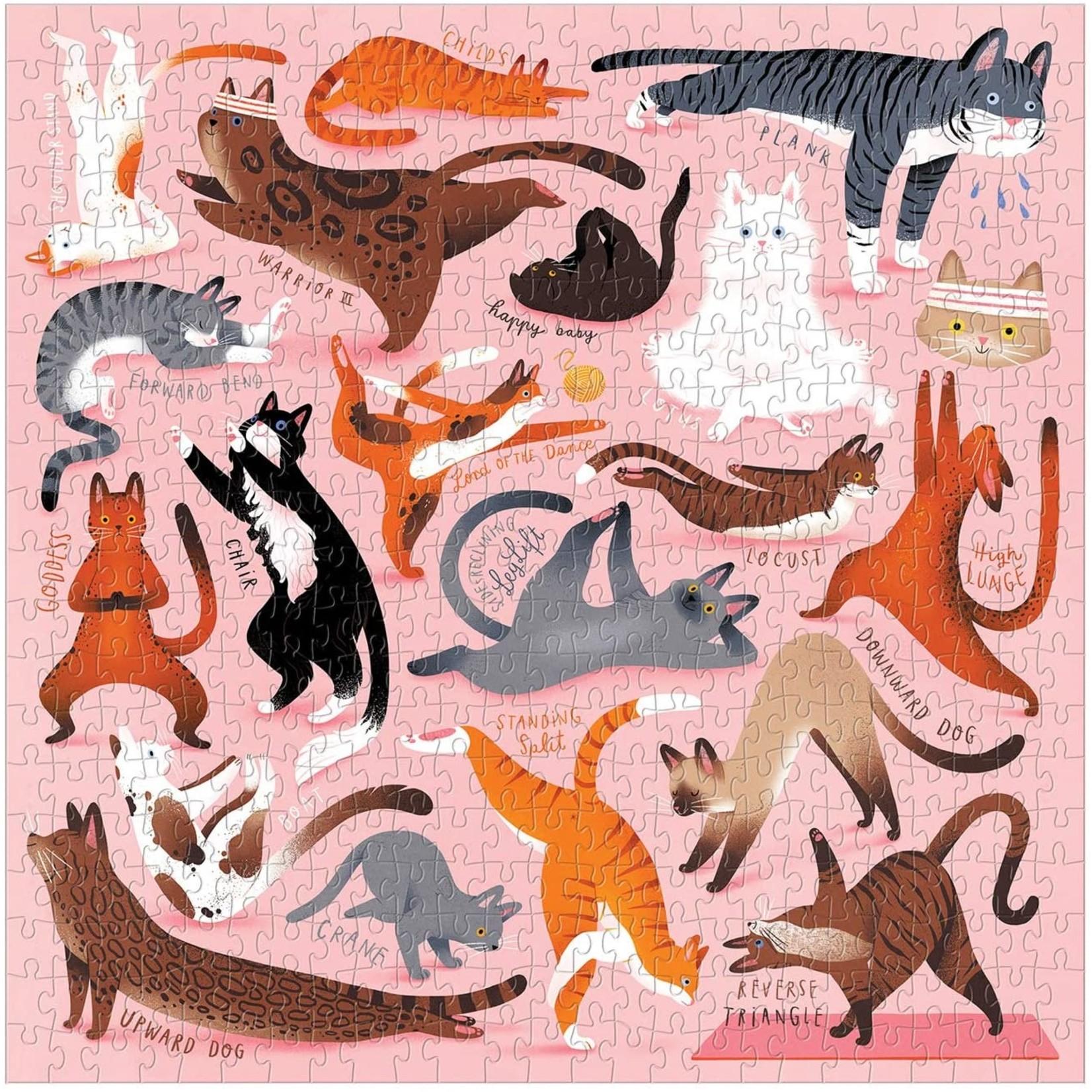 Namaste Cats Puzzle