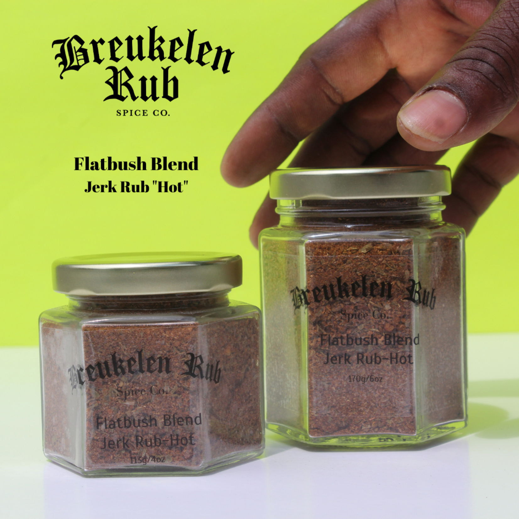 Flatbush Mild Breukelen Rub