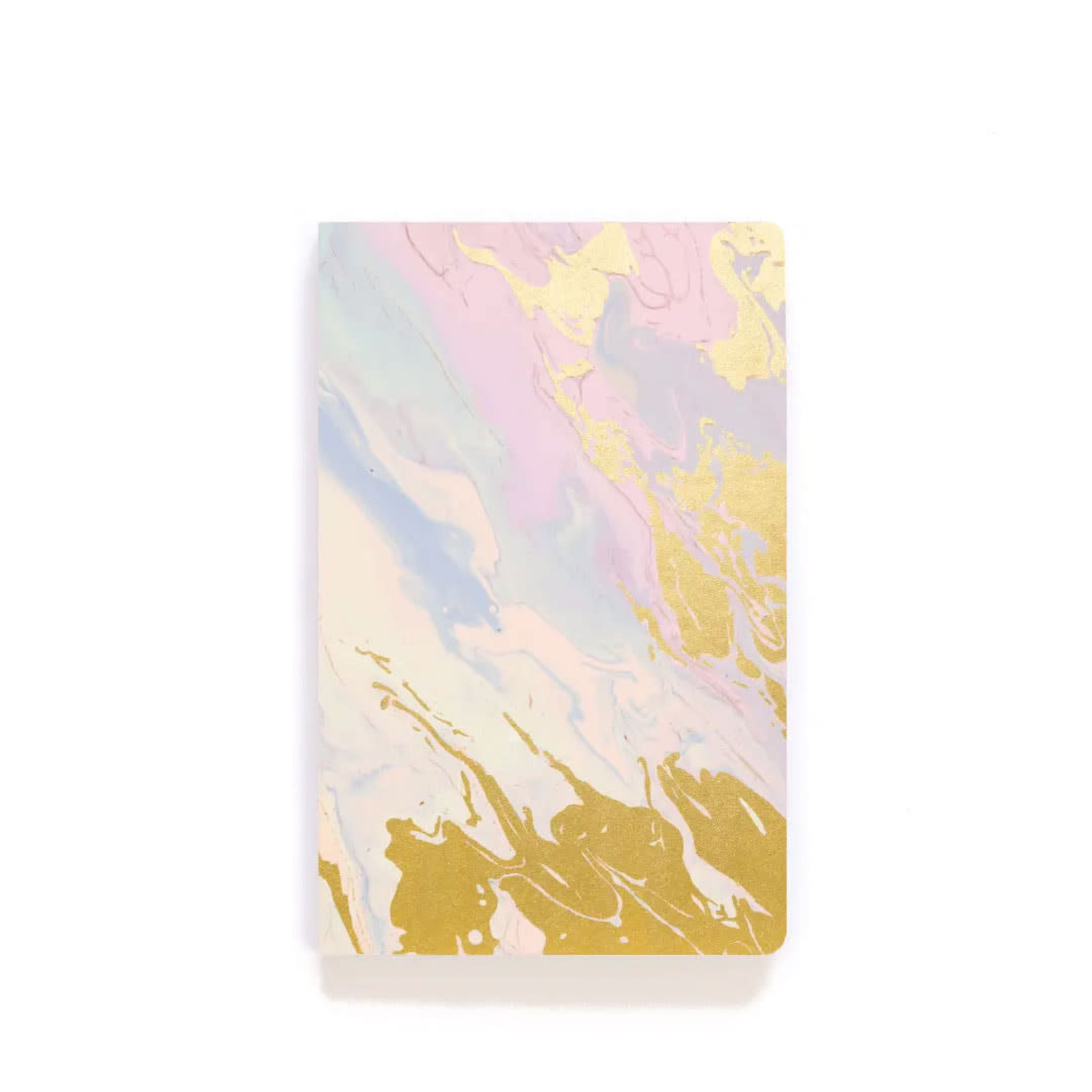 """Melted Marble"" Lined Journal"