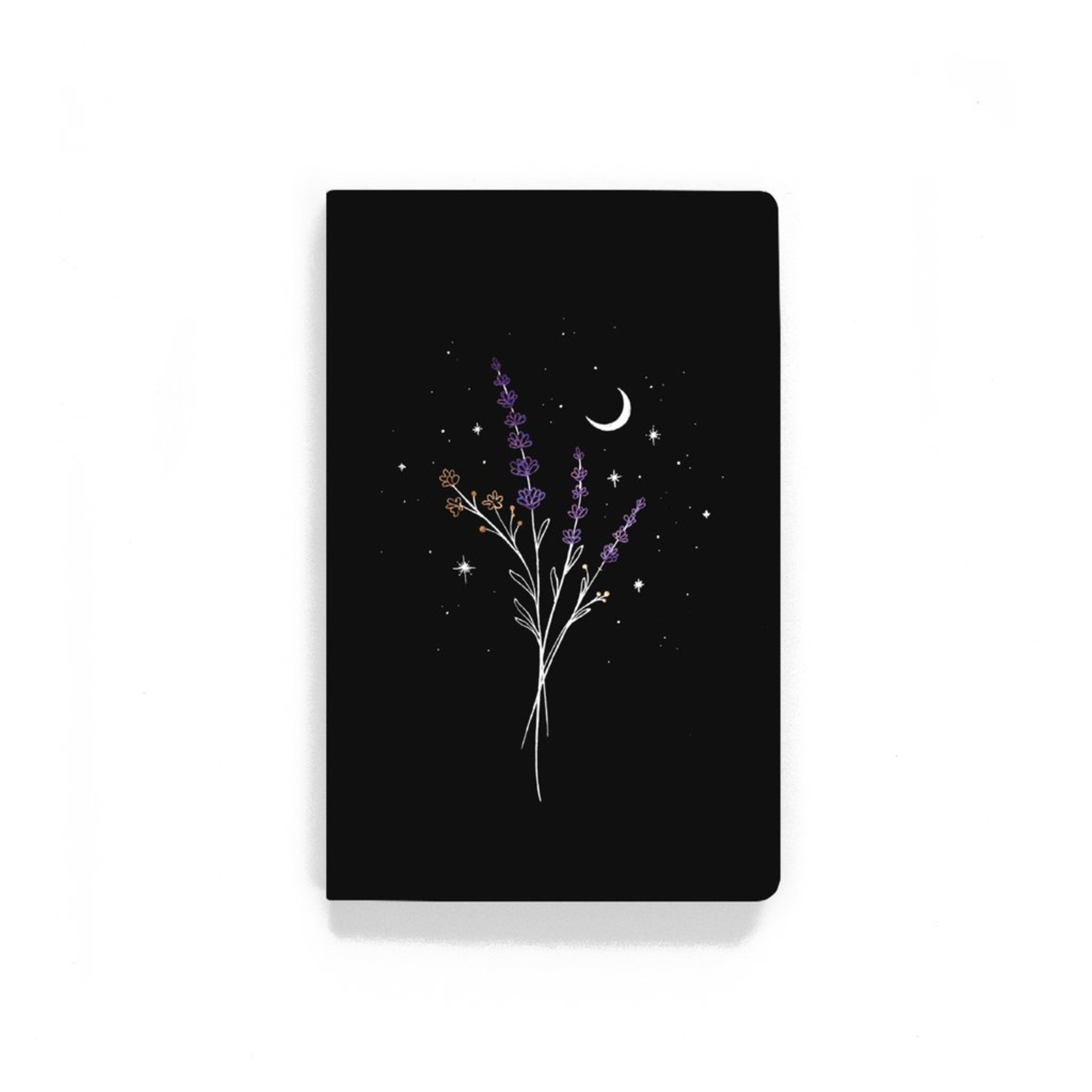 """Lavender"" Lined Notebook"