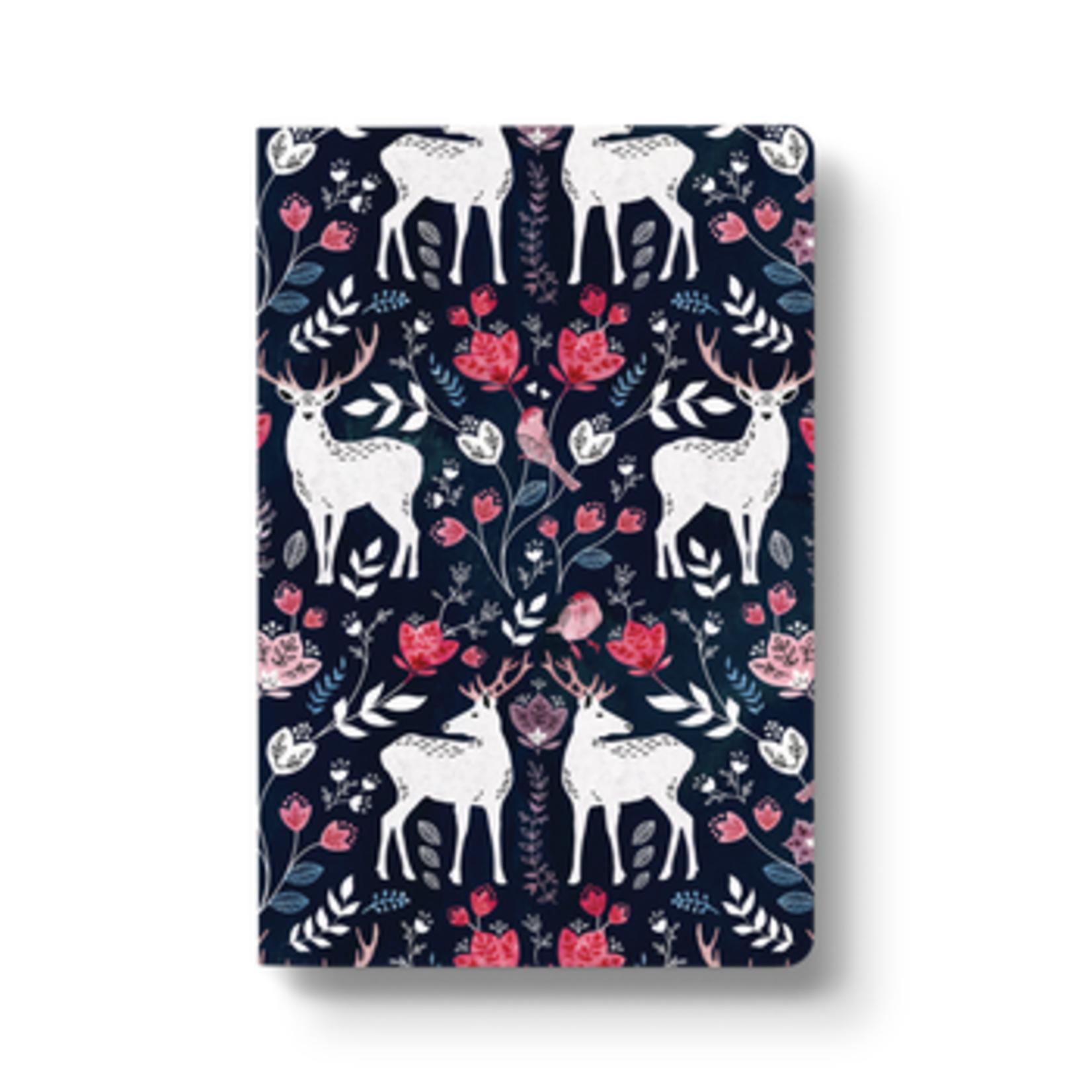 """""""Scandinavian"""" Lined Notebook"""