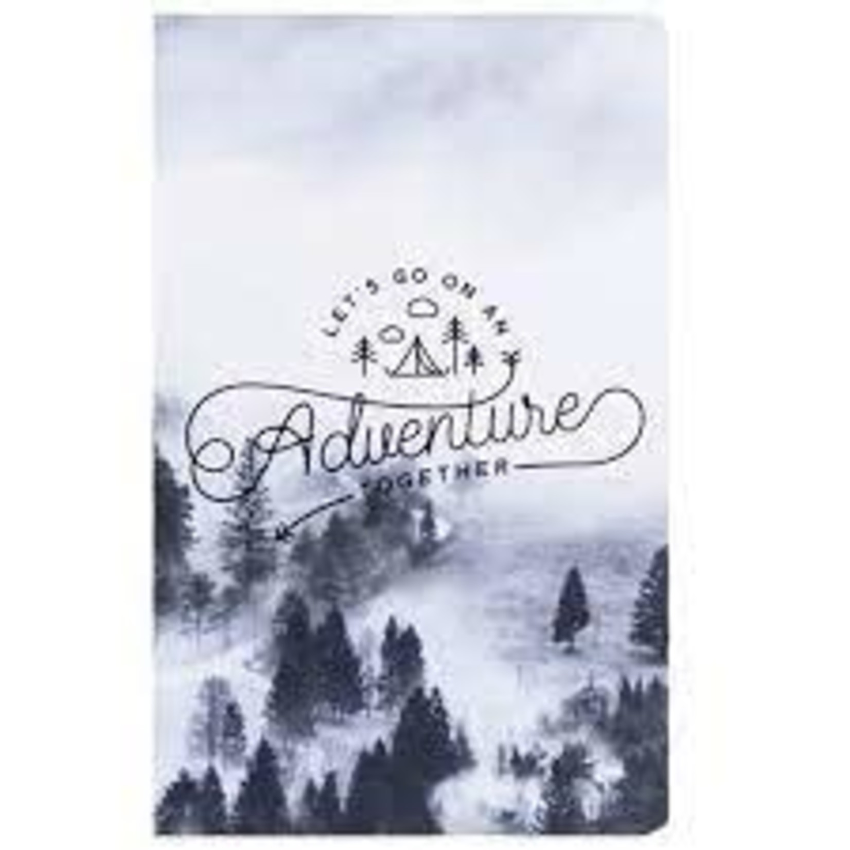 """Adventure"" Blank Notebook"