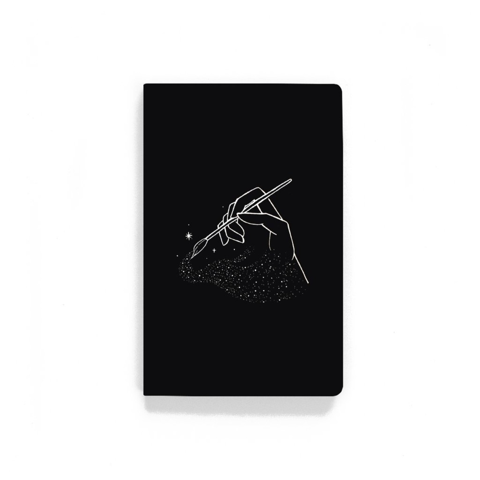 """""""Act of Creation"""" Lined Notebook"""