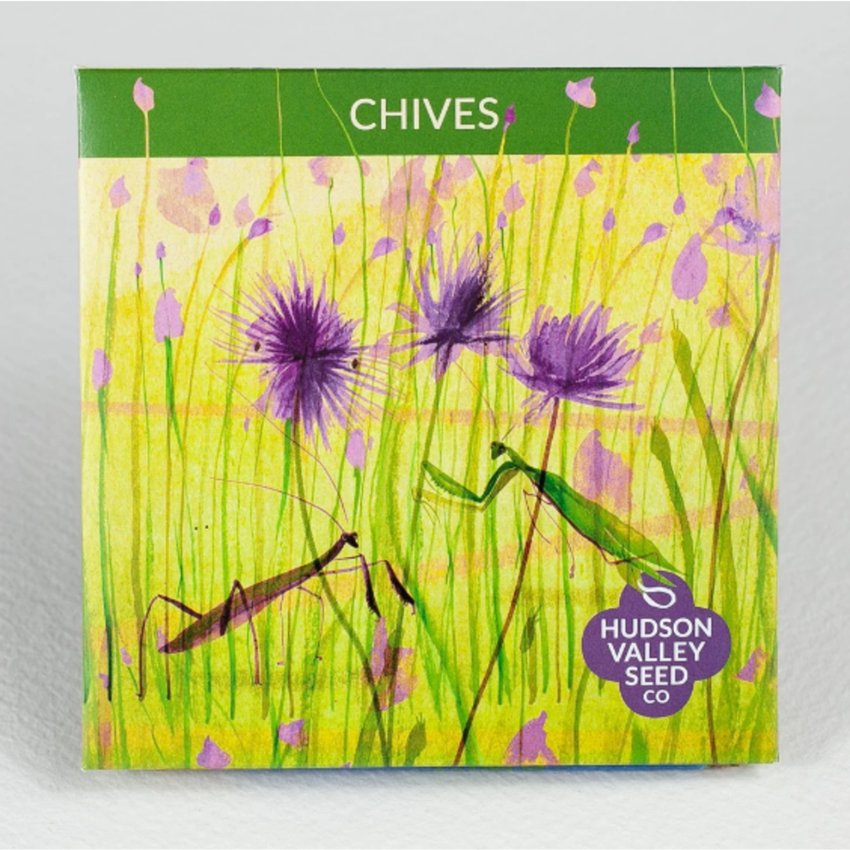 Hudson Valley Seeds Chives Seeds