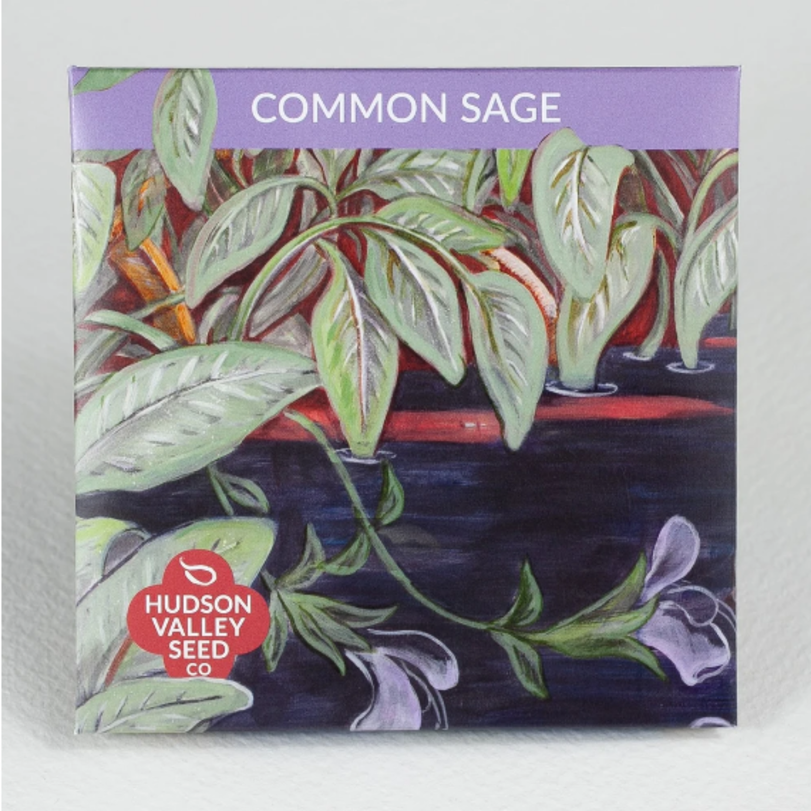 Hudson Valley Seeds Common Sage Seeds