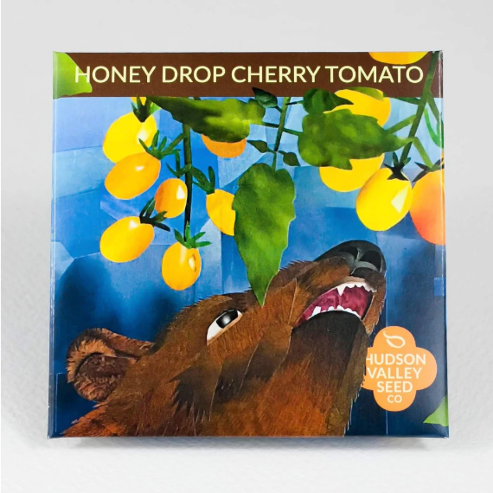 Hudson Valley Seeds Honey Drop Cherry Tomato Seeds