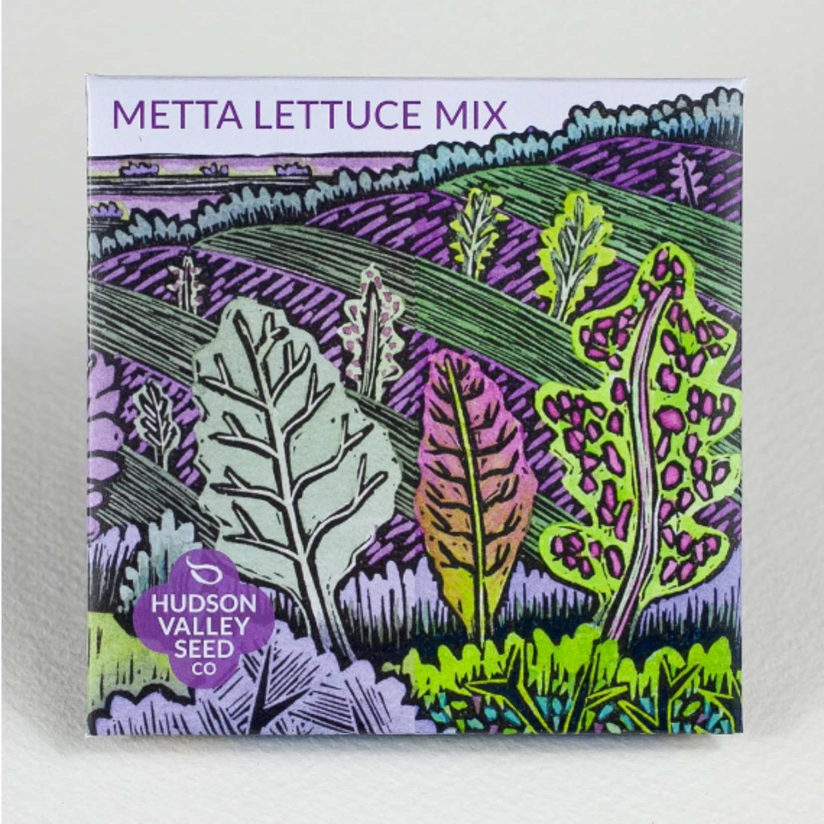 Hudson Valley Seeds Metta Lettuce Seeds