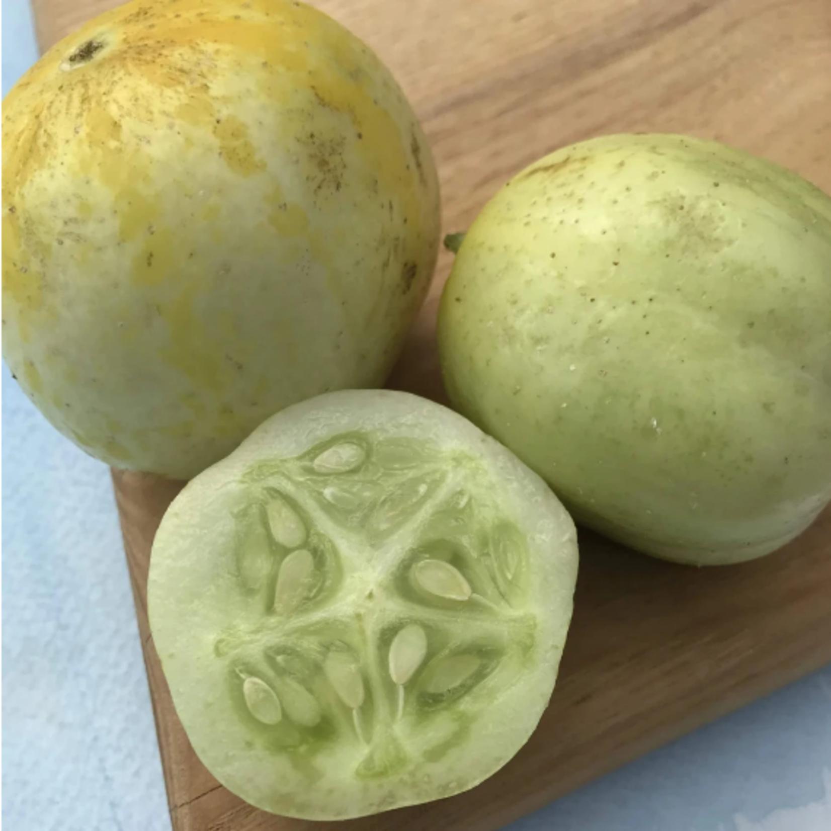 Hudson Valley Seeds Lemon Cucumber Seeds