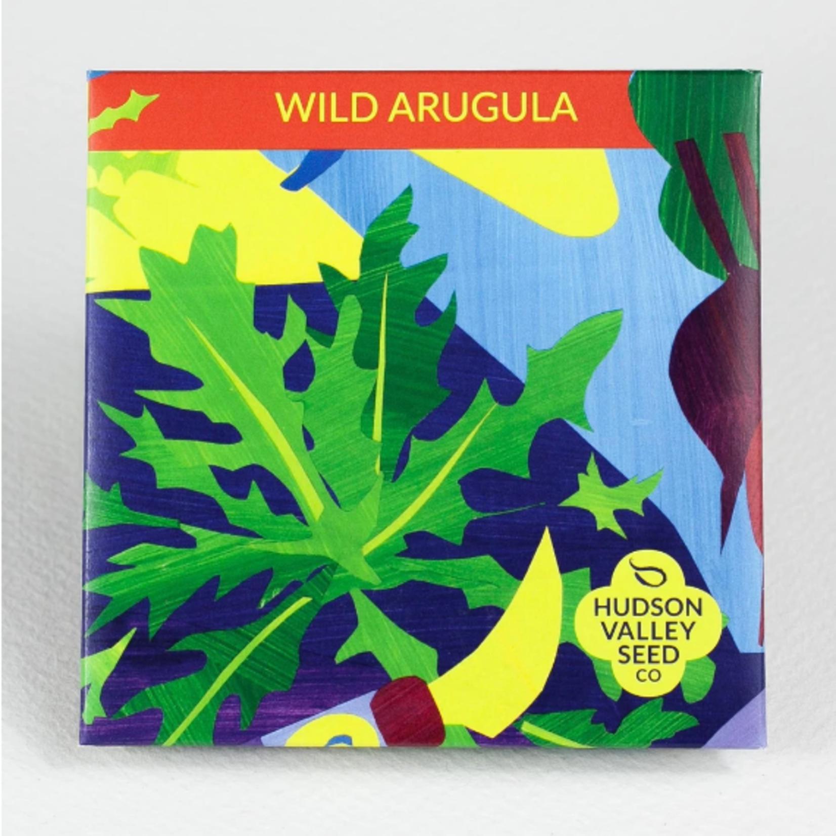 Hudson Valley Seeds Wild Arugula Seeds