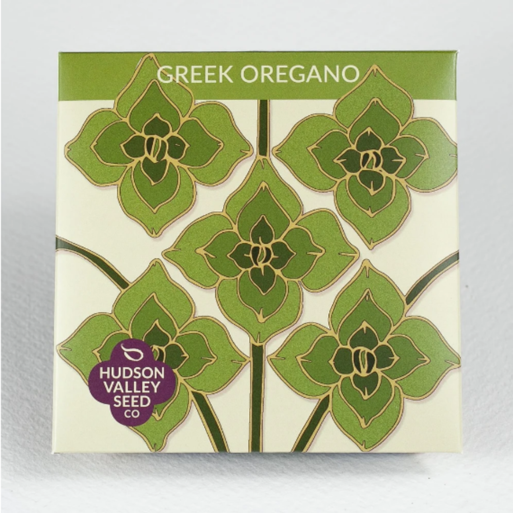 Hudson Valley Seeds Greek Oregano Seeds