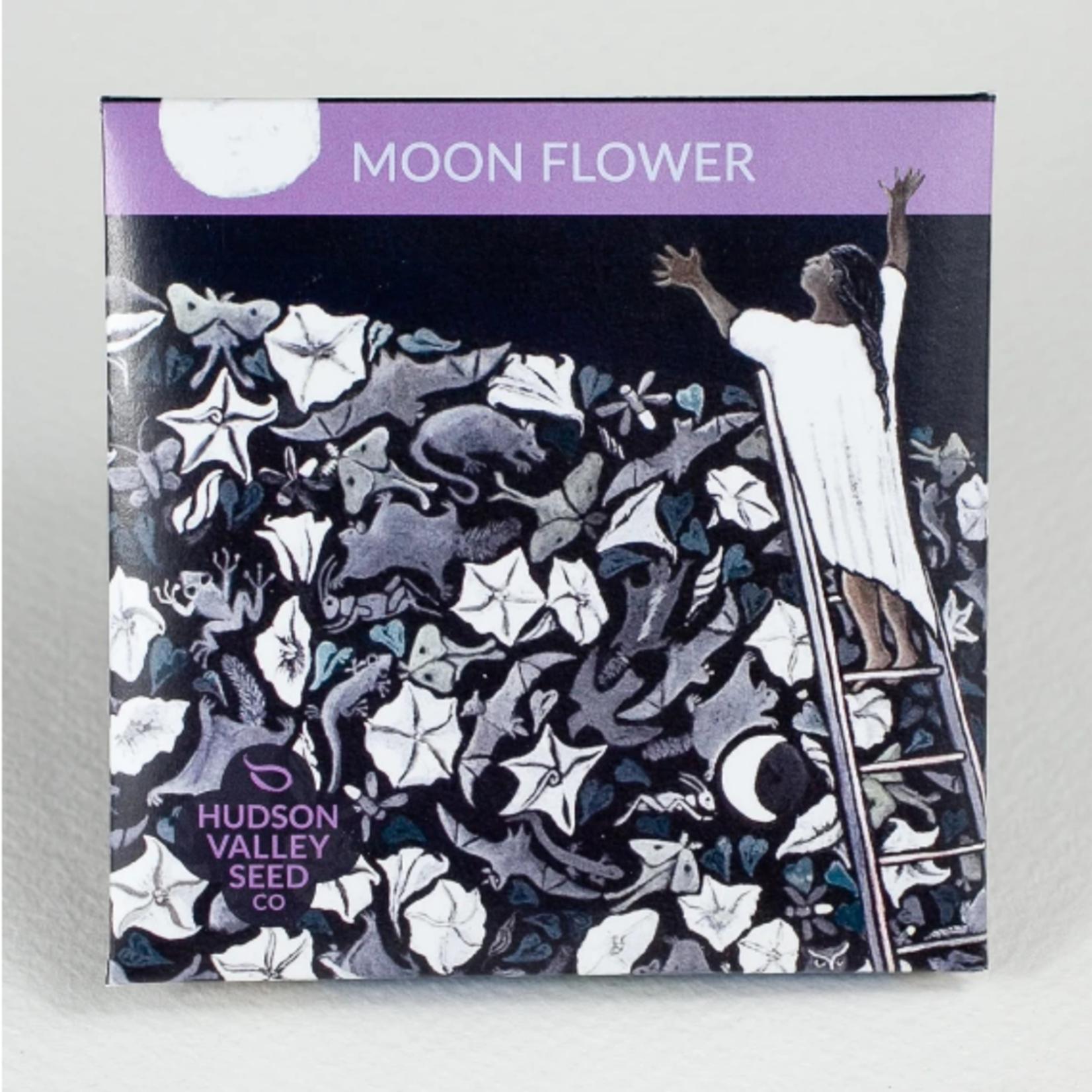 Hudson Valley Seeds Moon Flower Seeds