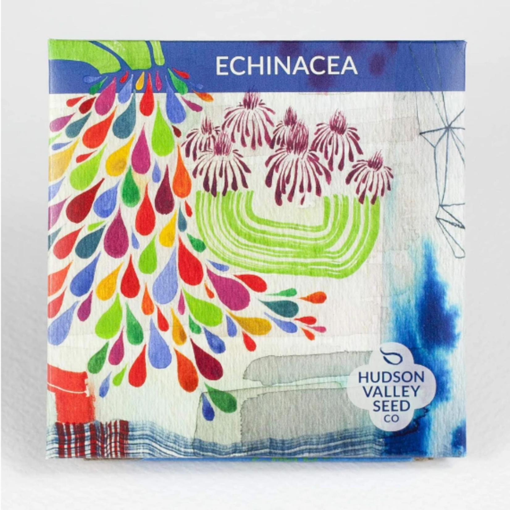 Hudson Valley Seeds Echinacea Seeds