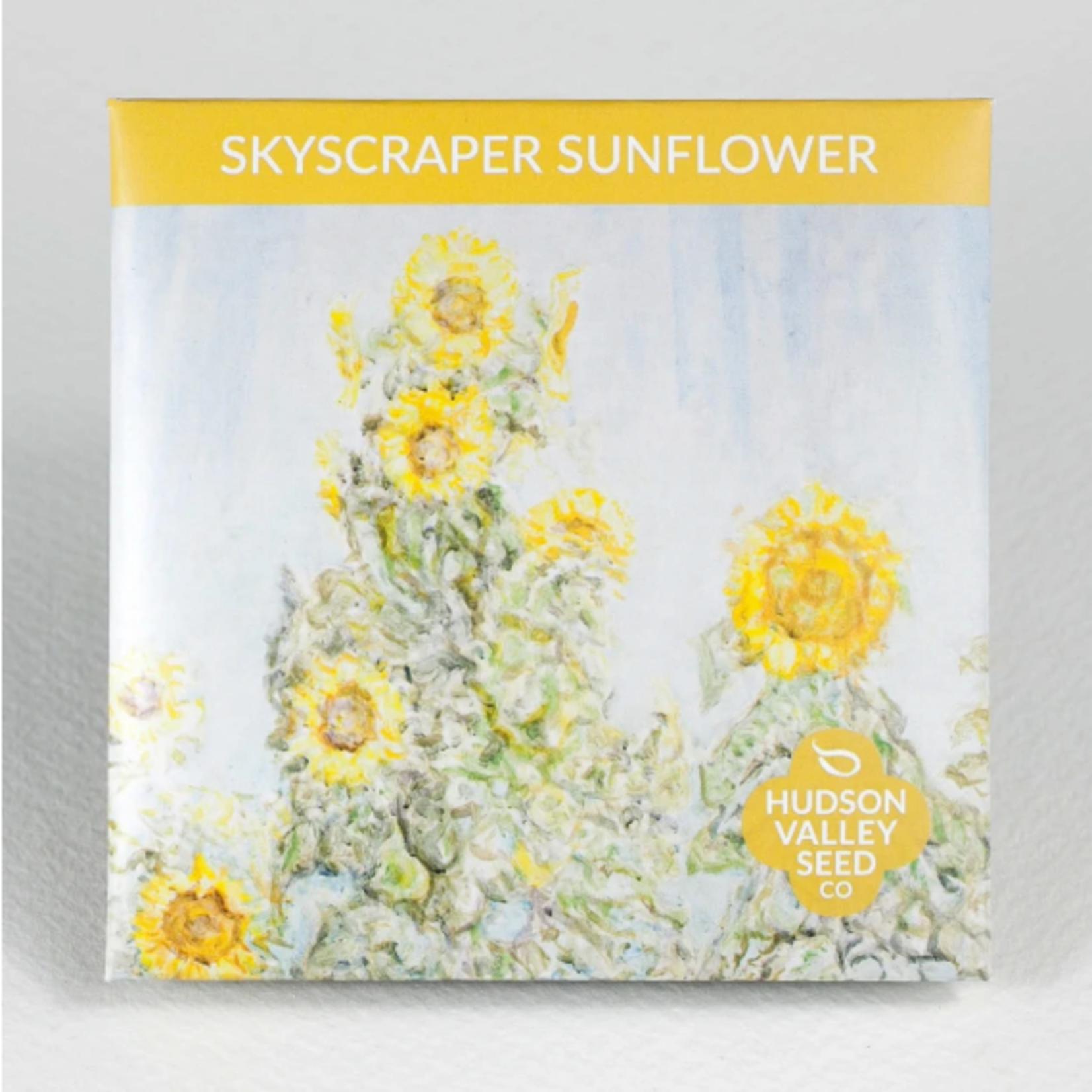 Hudson Valley Seeds Skyscraper Sunflower Seeds