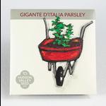 Hudson Valley Seeds Gigante d'Italia Parsley Seeds