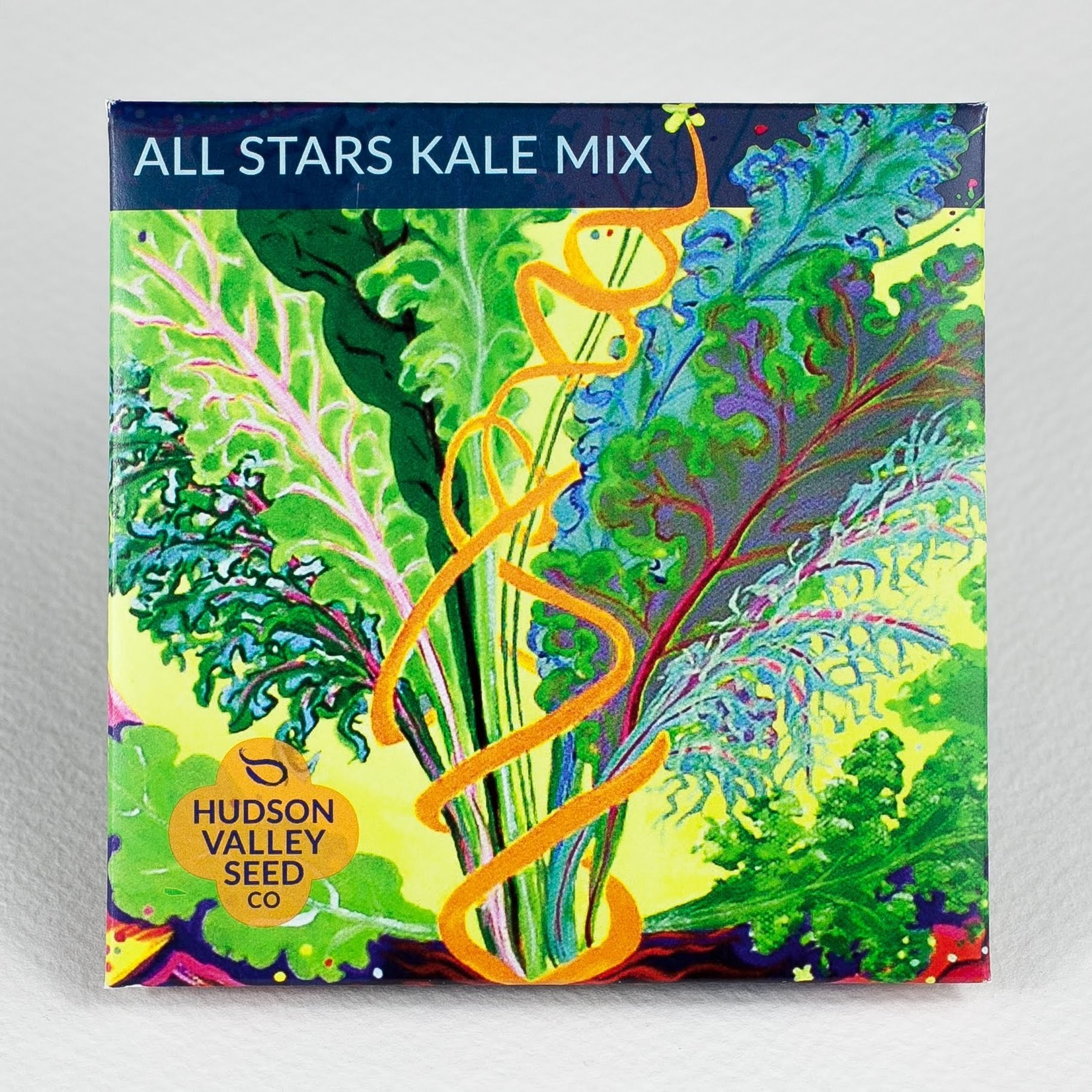 Hudson Valley Seeds All Star Kale Seeds