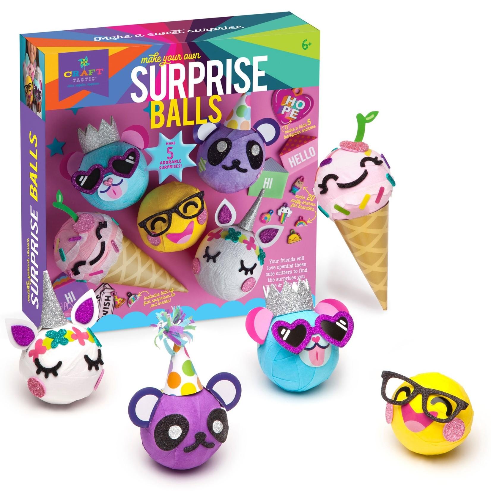 Surprise Balls Craft Kit