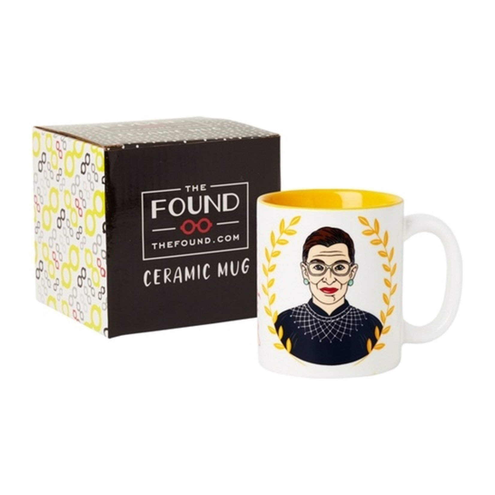 The Found The Found Mug  RBG