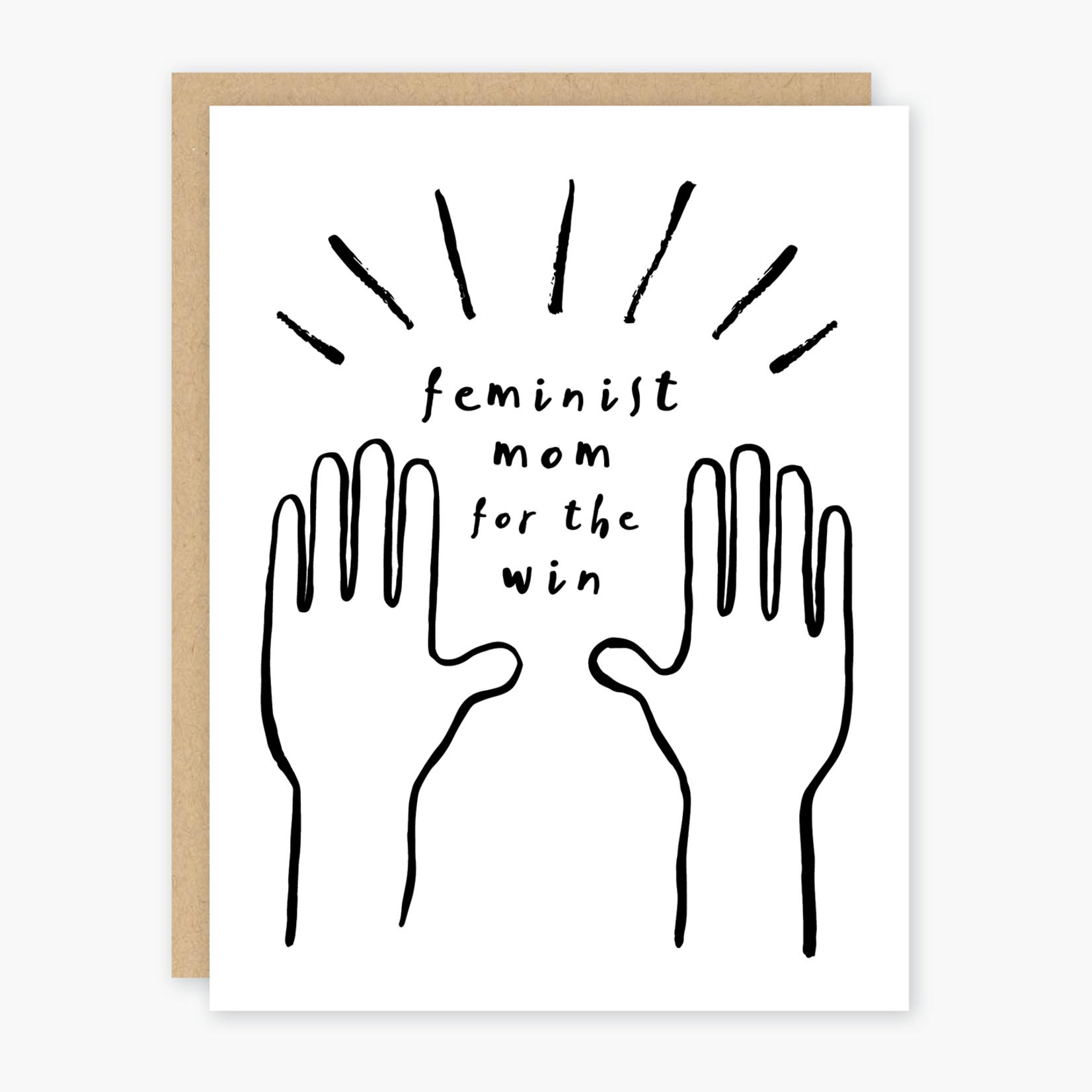 Mother's Day: Feminist Mom