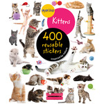 Kittens Reusable Stickers