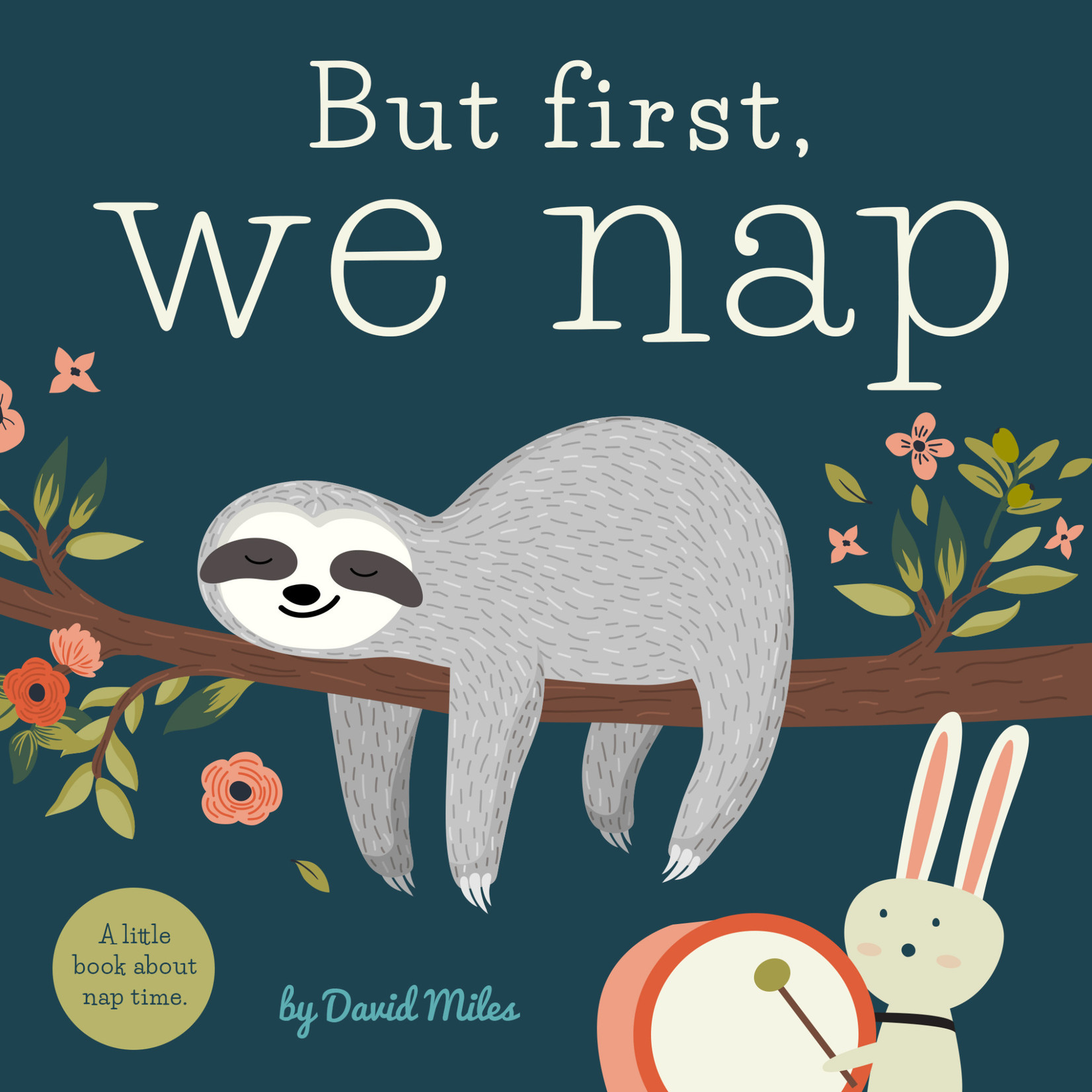 Workman Publishing But First, We Nap