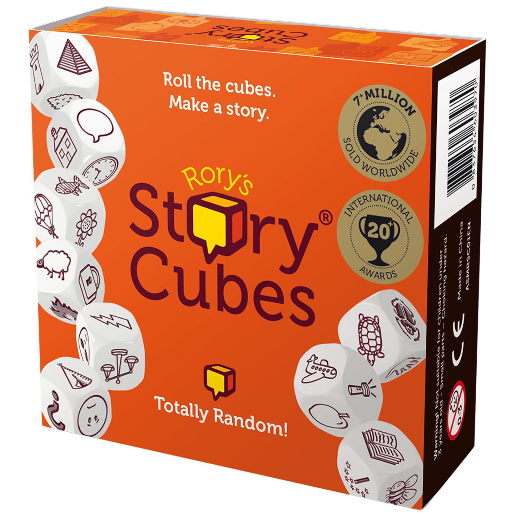 Rory's Story Cube
