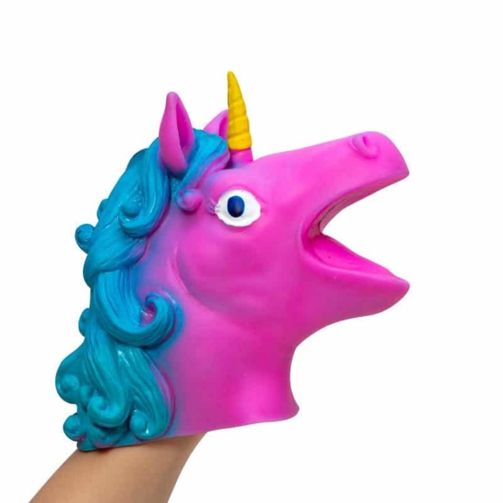 Schylling Unicorn Hand Puppet