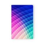 """Spectrum"" Lined Notebook"