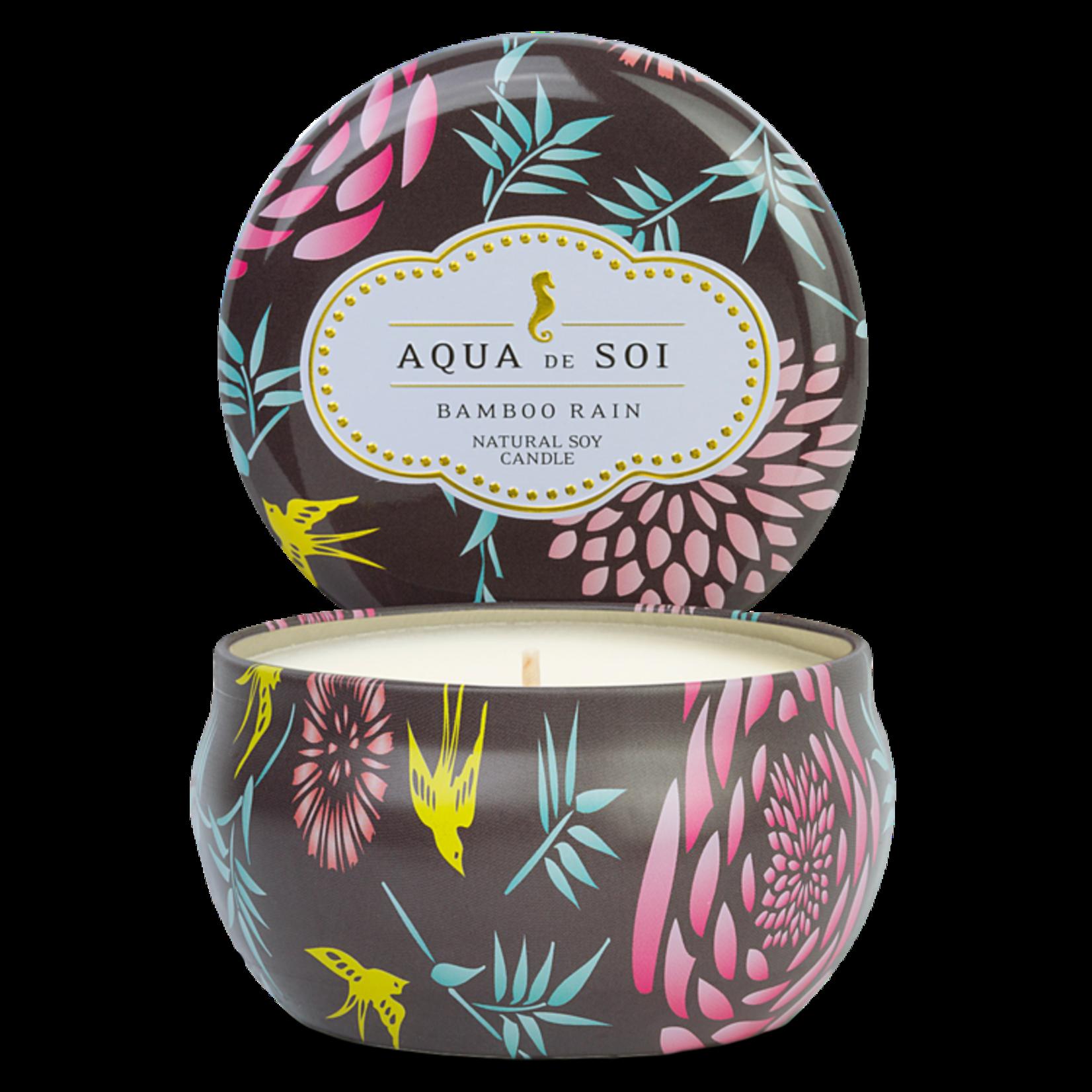 Aqua De SOi  9 Ounce Candles