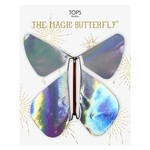 Holographic Magic Butterfly