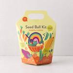 Rainbow Veggie Seed Ball Kit